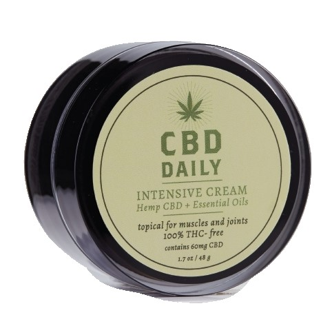 CBD daily cream