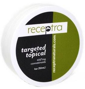 Receptra CBD Cream