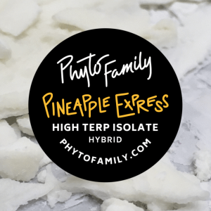 Phyto Family flavoured isolate