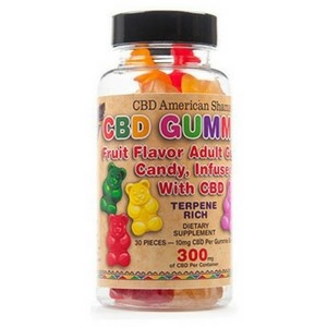 CBD-American Shaman CBD gummie