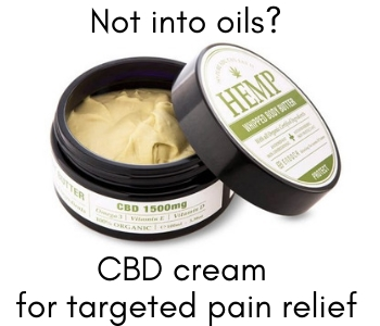 CBD Cream sale