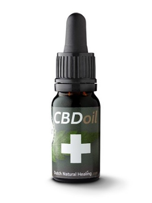 Dutch Natural Healing CBD Oil 825mg