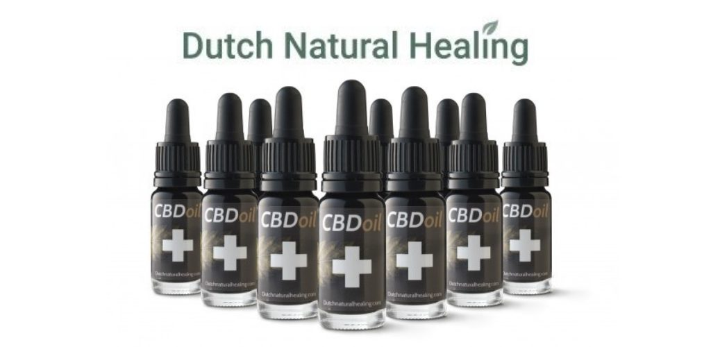 Dutch Natural Healing CBD