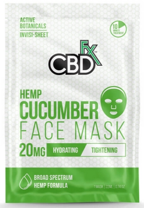 CBD Face Beauty Mask